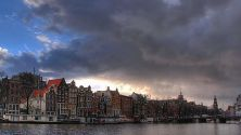 On Screen: Snapshots of Amsterdam