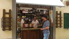 Florence: Cheap Sipping and Supping at I Fratellini