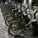 Paris: Velib' public bike program debuts; 10,600 bikes on the streets