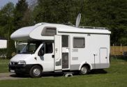 Accommodation Alternative: Motorhome Exchange