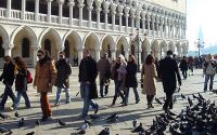 Flip-through: Cheapo tips, Italian tourists, Venice pigeons, & American frogs!