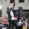 "New York City Freebie: ""Today Show"" Summer Concerts & Coldplay"