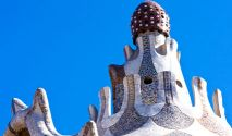 Barcelona: Free art and architecture in Parc Guell