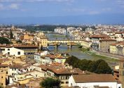 Florence: Piazza Michelangelo offers great city views