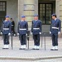Stockholm: Changing of the guard, a royal freebie