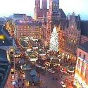 Munich: Marienplatz Christmas Market Webcams! Watch now…