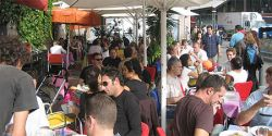 Barcelona Food: Three perfect outdoor eateries