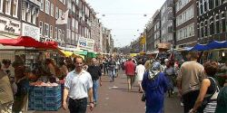 Amsterdam Street Markets: Food, book, and antique markets