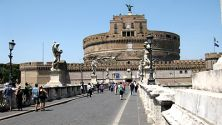 "Rome: Free ""Angels and Demons"" walking tour"
