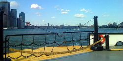 New York: Free ferries to historic Governors Island