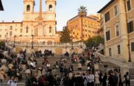 Rome Tip: Find the best (free!) people watching in town