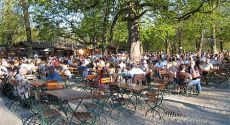 Munich: The three Biergartens most popular with locals