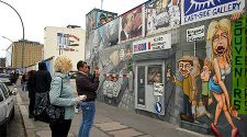 Berlin: Afternoon in Friedrichshain—Berlin Wall, Cheap Eats, Soviet Stroll
