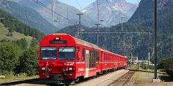 2010 Austrian and Switzerland Train Schedules: Big changes in the Alps