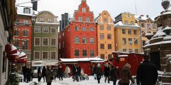 3 Christmas markets in Stockholm