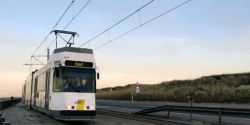 Cruising the Belgian Coast: The world's longest tram route