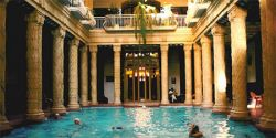 Budapest: Five of the best thermal baths in town
