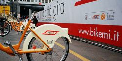 Milan: Get moving with the BikeMi public bike share program