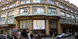 Paris: Summer shopping at Le Bon Marché