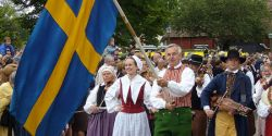 Stockholm: Celebrating the sunny Swedish Midsummer