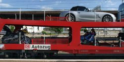 Alternative Transportation: European Car Trains