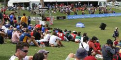 Prague: Watch frisbee for free at WUCC 2010