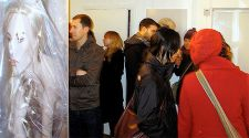 "London: ""First Thursdays"" free event offers gallery hopping (and wine)"