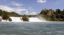 Mythic Waters: The Rhine Falls at Schaffhausen