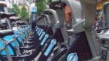 London: The city's new bike-share program pedals forth
