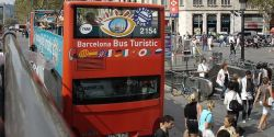 Barcelona Transportation: See the sights on the public buses