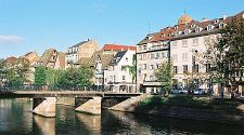 Strasbourg, France: The crossroads of Europe