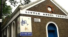 London with Children: Puppet shows at the Little Angel Theatre
