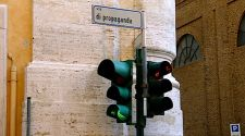 Rome: Understanding the city's street signs