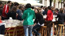 St. Jordi's Day in Barcelona: Love, roses and books