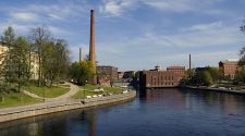 Tampere, Finland: A town with a buzz