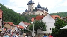 Prague: Day trips to Kutna Hora and Karlstejn Castle