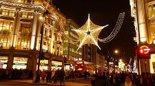 London Christmas Guide: Christmas markets and lights