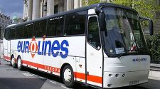 Eurolines: International coach journeys in Europe