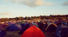 London Hotels during the Olympics? Consider hostels and camping!