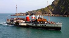 Excursions from London on the Paddle Steamer Waverley