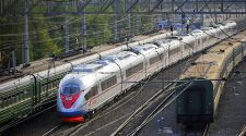 High-speed in Russia: Trains from St. Petersburg to Moscow, Helsinki and more