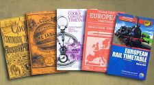European Rail: Celebrating 140 years of Thomas Cook Timetables