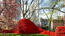 New York: Our favorite free outdoor art and budget art hotels