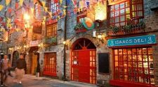 Youth hostels and other super-cheap sleeping options in Dublin
