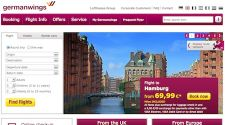 Germanwings relaunches, offering one-way flights from €33