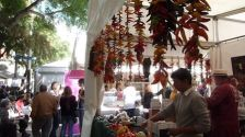 Chow down at Barcelona's Mercat de Mercats food festival October 18-20, 2013