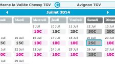 €10 tickets now on sale for high-speed rail trips in France this summer on Ouigo!