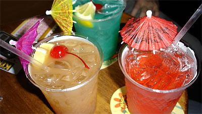 Cocktails a-hoy!