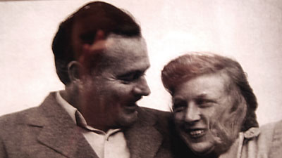 Hemingway and Gelhorn, sittin' in a tree