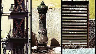 Madrid Triptych